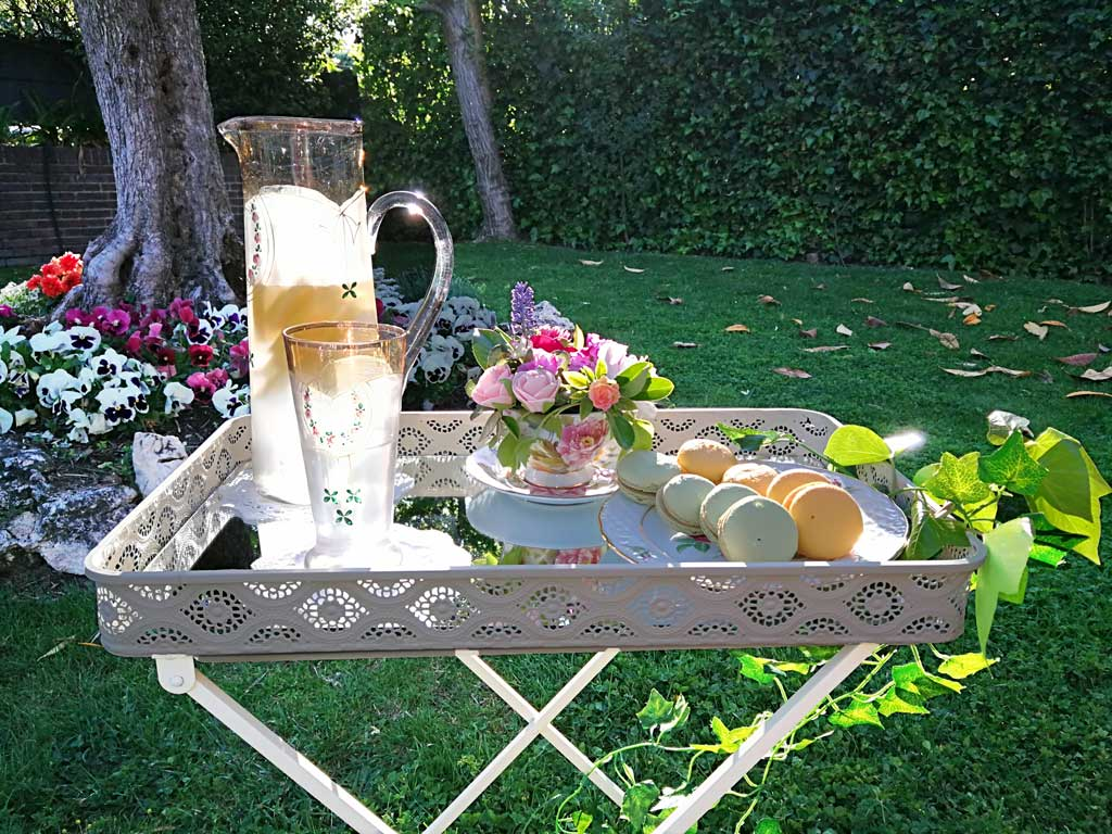 Decoración boda para invitados