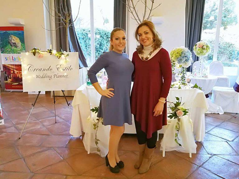 Marta y Carolina Creando Estilo Wedding Planner en Madrid