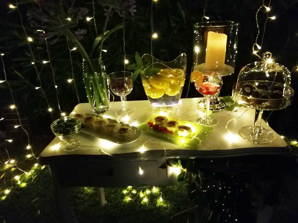 Candy bar noche 4