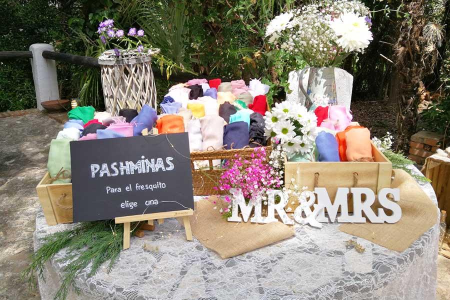 detalles para invitados de las bodas primavera