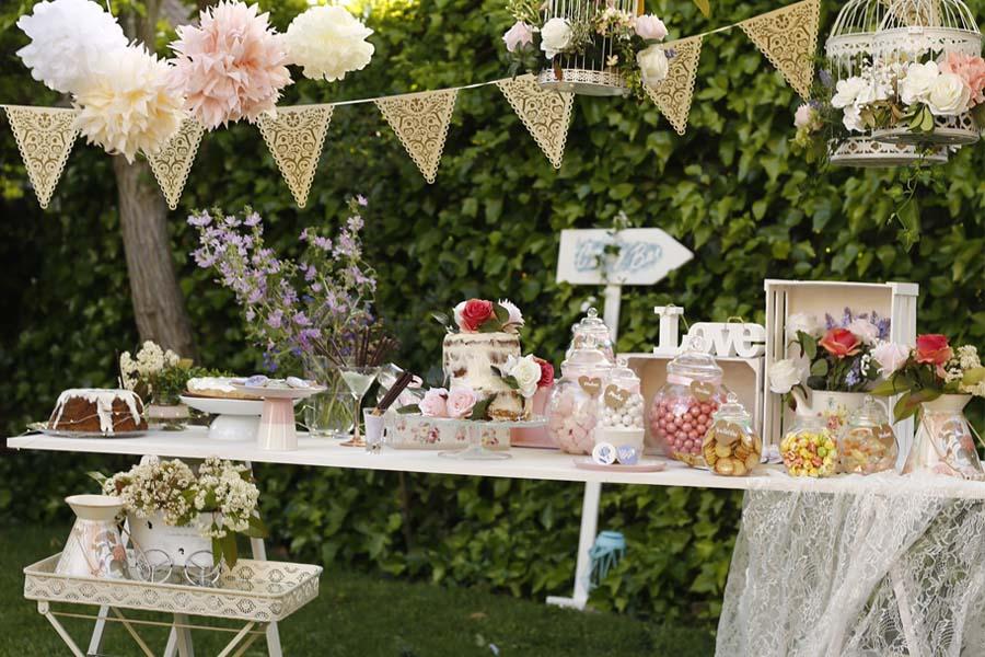 ventajas de una boda al aire libre